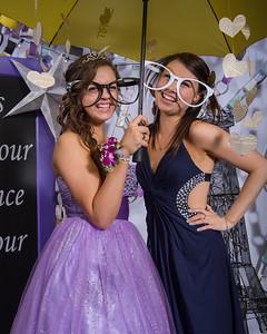 Blaine High School Prom 2013, Photo Booth