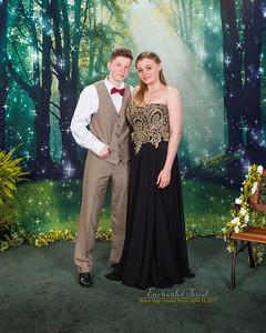 Blaine HS Prom, Class of 2017