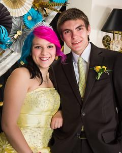 Blaine HS Prom, Class of 2015