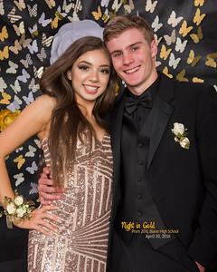 Blaine HS Prom, Class of 2016