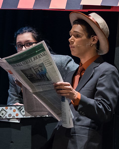 Guys and Dolls - Havana Cast
