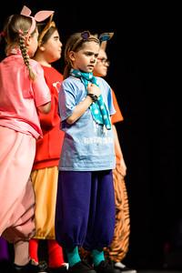 Blaine Drama Club, Elementary 2014, Winnie the Pooh