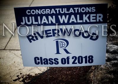 2018  Julian Walker's Graduation Party