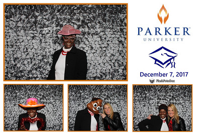 Parker University Graduation Luncheon - December 7, 2017