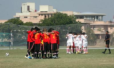 SAISA soccer