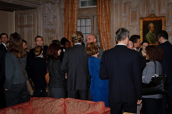 Science-Po Ambassador Reception