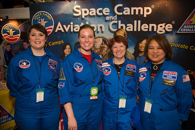 Space Camp and Aviation Challenge