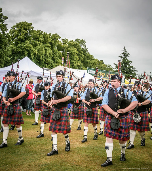 Aboyne Highland Games 2008