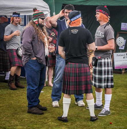 Kilt Lads Day Out