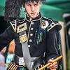 Young Kilted Drummer<br /> Aboyne Highland Games 2009