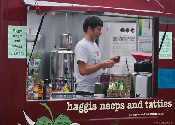 Haggis Neeps & Tatties