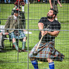 Heavy behind the cage<br /> Aboyne Highland Games 2010