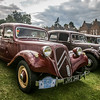 Vintage Cars @ Citreon Car Camp