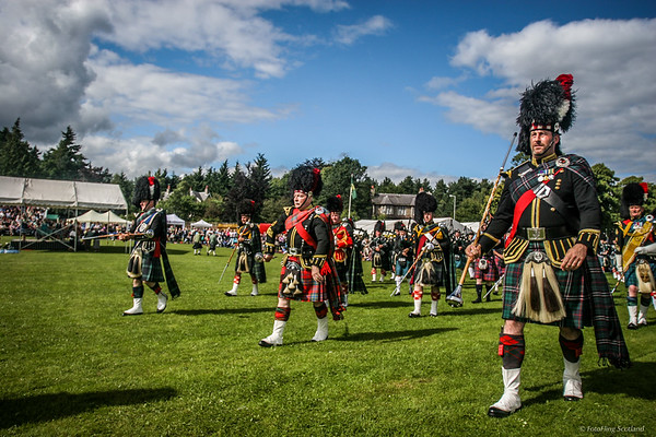Aboyne Highland Games 2010