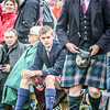 Kilting in Aboyne