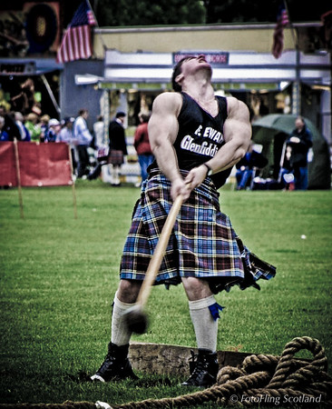 Muscle Power - Fraser Ewen