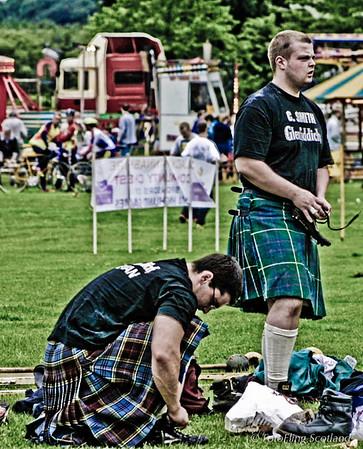 Heavies - Fraser Ewen and Craig Smith
