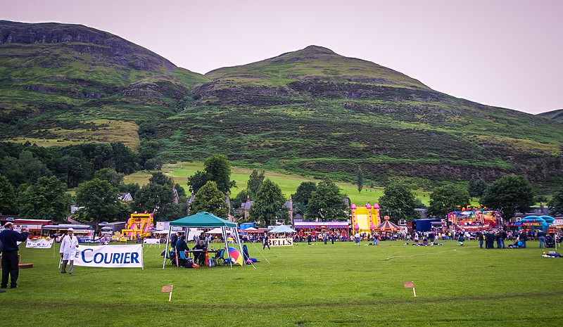 Alva Games Field