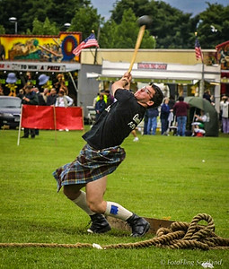 Hammer Throw -  Fraser Ewen