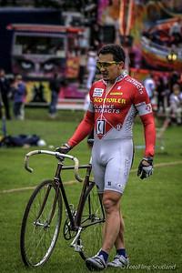 Craig Hardie - Champion Cyclist