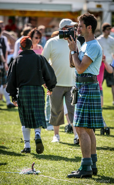 The Kilted Shooter
