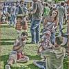 Beer Tent: Spectators & Participants