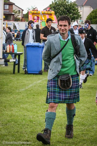 Marc Bathgate Highland Games 2007