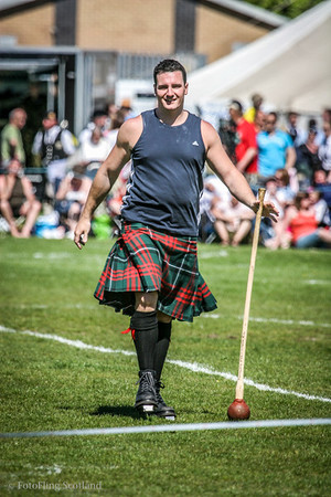 Tesco Man Bathgate & WestLothian Highland Games 2009