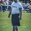 Craig Smith  - Heavyweight Contestant<br /> West Lothian Highland Games 2012