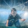 Boy in a bubble<br /> West Lothian Highland Games 2012