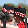 Scotsmen -young & old<br /> West Lothian Highland Games 2012