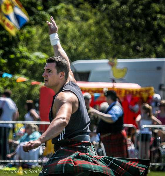 West Lothian Highland Games 2012