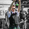 The Pipe with the Green Pom Poms<br /> West Lothian Highland Games 2012