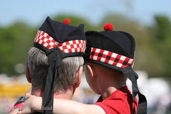 Scotsmen -young & old