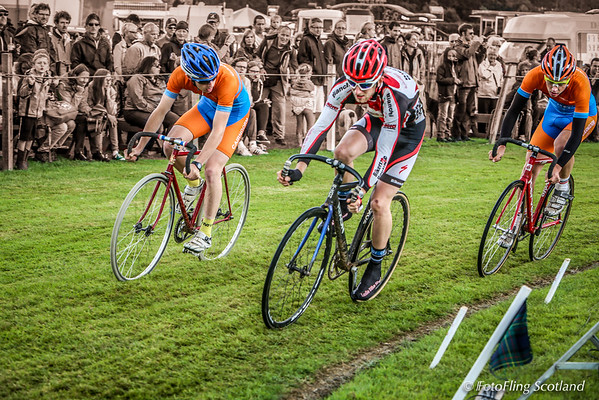 Highland Games Cyclists