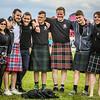 Icelandic and Scottish Backhold Wrestlers