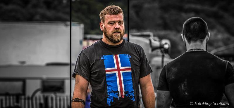 Gudmundur Stefan Gunnarsson - Wrestler - Iceland