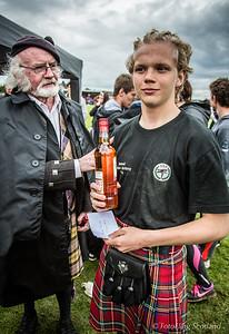 Prize Winner: Ægir Már Baldvinsson  - Icelandic Wrestler