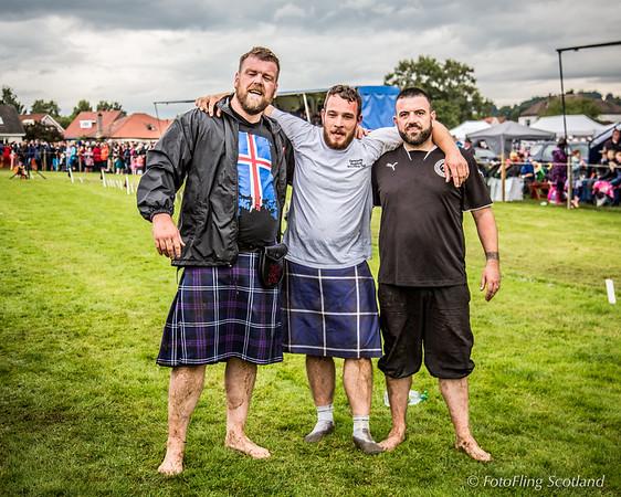 Backhold Wrestling at Bridge of Allan Games 2015