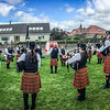 Pipe Band Practice