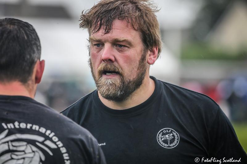Icelandic Wrestler:  Gudmundur Stefan Gunnarsson
