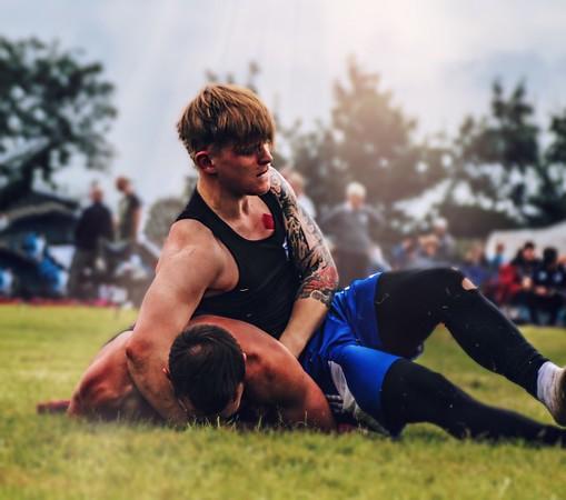 Ryan Ferry & Paul Craig - Backhold Wrestling