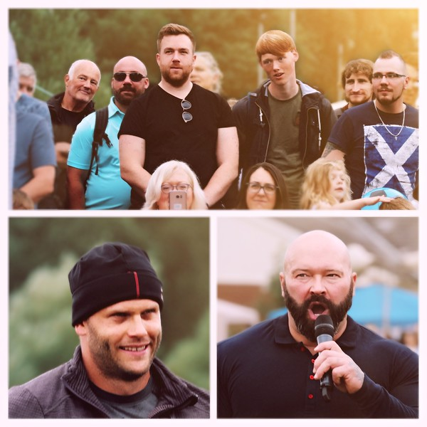 Callander Highland Games Collage
