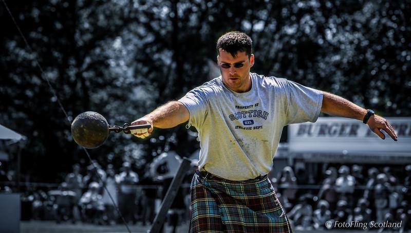 Fraser Ewen - Heavyweight