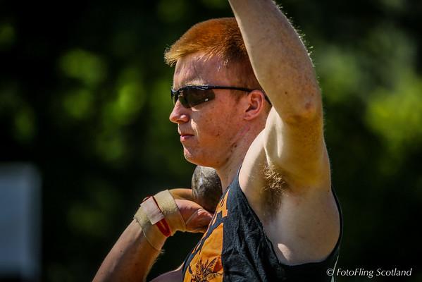 David Colthart - Scottish Heavyweight Contestant