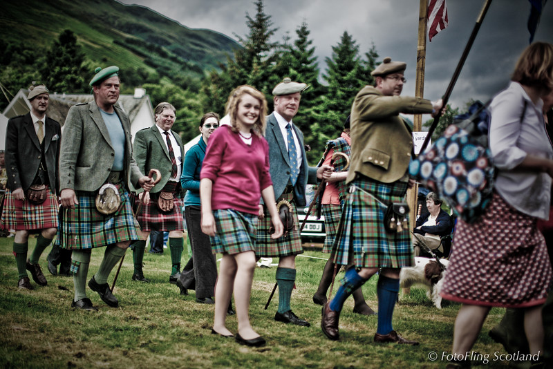 Clan Parade