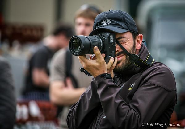Highland Games Shooter