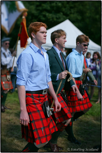 The Ginger MacGregors