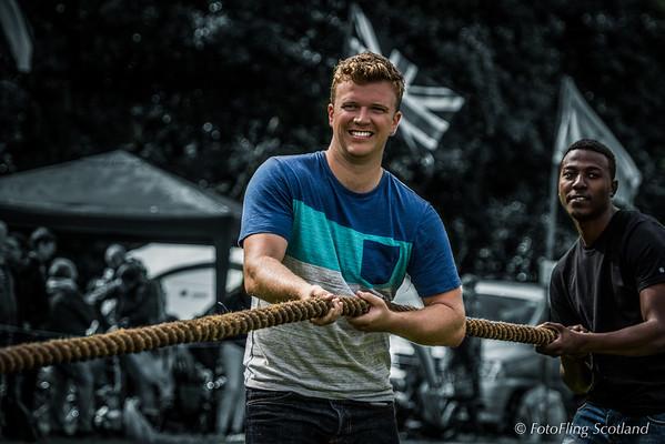 Rope Tugging