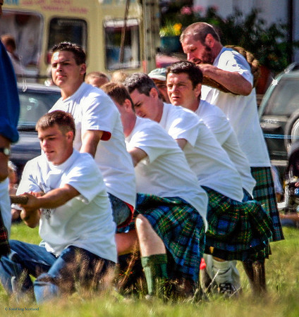 Tug O' War Team